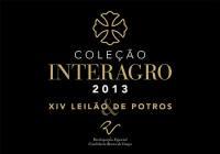 Leilão Coleção Interagro 2013