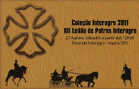 2011 - XII Leilão de Potros Interagro & Leilão Coleção Interagro