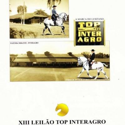 2001 - II Leilão de Potros Interagro & Leilão Coleçao Interagro