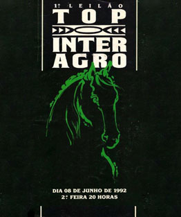 1992 - I Leilão Top Interagro