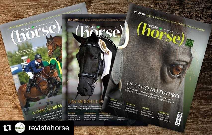 Horse faz doação de assinatura digital