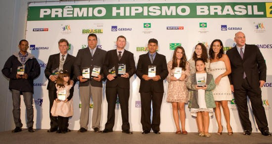 Premio Brasil Hipismo 2012 Atrelagem/Brasil Hispimo