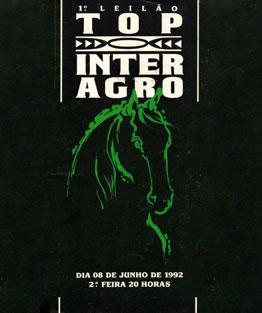 1992 - I Leilão Top Interagro