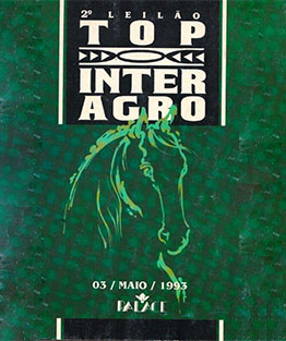 1993 - II Leilão Top Interagro