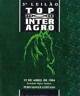 1994 - III Leilão Top Interagro
