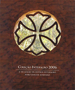 2006 - VII Leilão de Potros & Leilão Coleção Interagro
