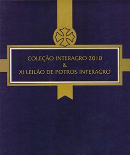 2010 - XIV Leilão de Potros & Leilão Coleção Interagro