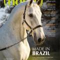 Perdigueiro (MAC) na capa da Revista Horse